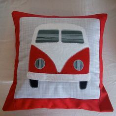 Hey, I found this really awesome Etsy listing at https://www.etsy.com/listing/155741182/red-and-grey-vw-bus-inspired