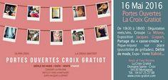 Journée Porte Ouverte à LA CROIX GRATIOT le lundi de Pentecôte 2016