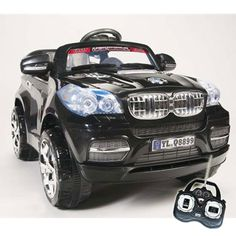 12v bmw x5 style ride on jeep with remote control 20995 kids