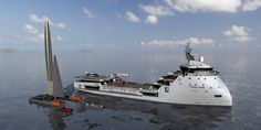 Yacht and Yacht Support - Ulstein
