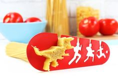 T-Rex pasta measurin
