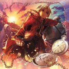 FMAB - Fullmetal-Alchemist-Brotherhood