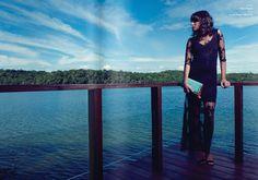 Hermosa Foto! Boho Style Busca el Shooting completo en Look Magazine de Enero