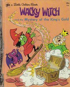 LGB - Wacky Witch #416