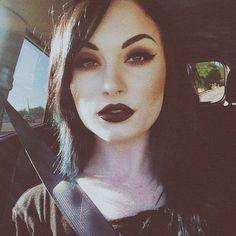 Devil woman.