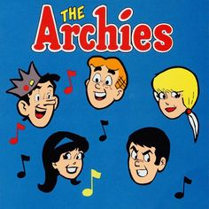 The Archies Cartoon -     Archie, Betty, Veronica, Richie & Jughead:  Loved the cartoon & bought most of the comic books