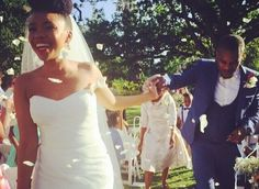 Lungile Radu shows some love to his wife Bobo | Epyk Living
