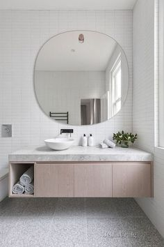 Experience the greatness of simplicity! Complete your bathroom with the VIGO Olus Wall Mount Bathroom Faucet Click to see more! | VIGO Industries - Bathroom sinks and faucets design ideas - BathroomRemodels - Home Interior