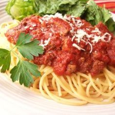 Meat-Lovers Slow Cooker Spaghetti Sauce - Allrecipes.com