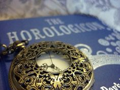 How steampunk is The Horologicon?