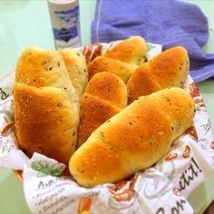 セサミ塩パン