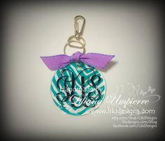 #personalized #keychain #style 2 by #LikiDesigns