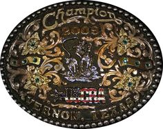 rodeo buckles - Google Search