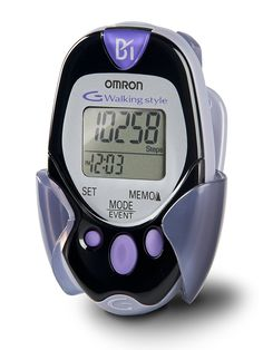 Omron HJ-720ITC Pocket Pedometer  with Health Management Software * Continue to the product at the image link.
