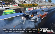 Nostalgia Racing at Willowbank Raceway (August 2012) credit - dragphotos.com.au