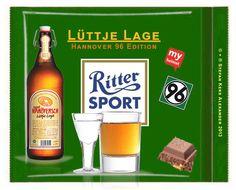 Home, sweete home ... RITTER SPORT Fake Schokolade Lüttje Lage (von Stefan Keks Alexander)