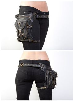 Holster fanny pack. Now that's a fanny pack!