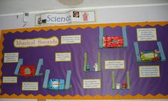 Musical sounds classroom display photo - Photo gallery - SparkleBox