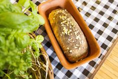 Domowy chleb gryczano-ryżowy na drożdżach
