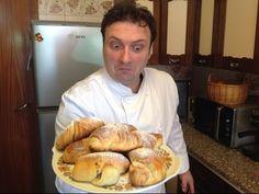 cómo hacer Croissant Hojaldre paso a paso - YouTube