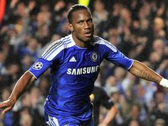 Didier Drogba struck the only goal of the game for Chelsea, as they beat Barcelona 1-0 in their Champions League semi-final first leg with Barcelona.