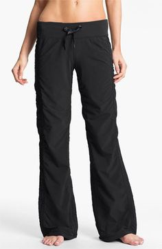 Love these!  More affordable than Lulu Studio Pant. - Zella 'Move' Pants available at #Nordstrom