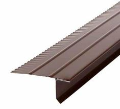 Drip Edge Flashing On Roof Roofing Pinterest