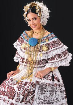 Poller panameña. http://3.bp.blogspot.com/_zAIiHAMZZH8/TMFt9Lyr_1I/AAAAAAAAABE/mqZTR0DbeF0/s1600/festival%2Bde%2Bla%2Bpollera%2B2009.jpg
