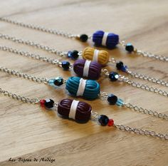 Creations, Beaded Bracelets, Jewelry, Fashion, Boucle D'oreille, Necklaces, Locs, Tricot, Jewerly