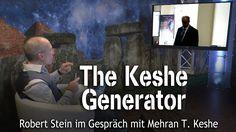 The Keshe Generator - Mehran T. Keshe bei SteinZeit