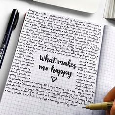 Bullet journal collection ideas happiness collection