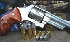 Smith & Wesson's .44 Magnum Mountain Gun.