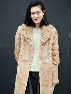 Chiharu Okunougi, NY Models #newyorkfashionweek #nycfashionweek #nycfashion #nycstreetstyle #newyorkstreetstyle #newyorkfashion