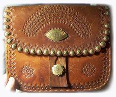 Folk bag from Poland Saddle Bags, Folk, Vintage, Diy, Fashion, Poland, Moda, Popular, Bricolage