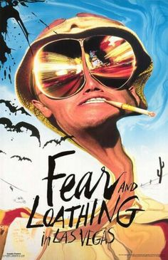 Fear And Loathing In Las Vegas Poster | eBay