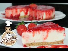 CHEESECAKE NATALINO | I Could Kill For Dessert 63 #ICKFD - YouTube