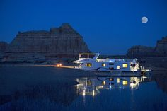 Journey Luxury Houseboat Rental | Lake Powell Resorts & Marinas | Wahweap (AZ) & Bullfrog (UT) Marinas