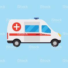 ambulance illustration – Google Søk Ambulance, Toys, Illustration, Google, Activity Toys, Clearance Toys, Illustrations, Gaming, Games