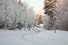 Joensuu - Finland (Karjamäentie)