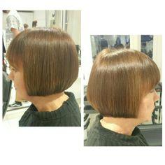 #Hair #Sassoons #London #Bob Bob, London, Hair, Bob Cuts, Bob Sleigh, London England, Strengthen Hair, Bobs