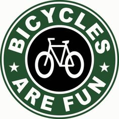 Ride my bike more!