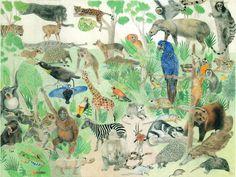David Barth's Animal Kingdom