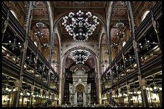 Dohany Synagogue Budapest