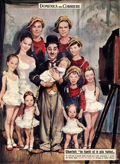 The Supercharged Art Of Walter Molino – Design You Trust Pin Ups Vintage, Vintage Images, Pulp Fiction Art, Pulp Art, Child And Child, Charlie Chaplin, Comic Artist, Comic Strips, Costumes