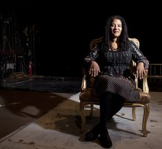 Lynn Nottage.  Her pulitzer prize winning play, Ruined, is one of the most important works of the 21st century, and helped me realize why we still need feminism today: to advocate for female equality, and to put an end to sexual violence at home, and especially in war-torn countries.