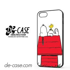 Snoopy And Woodstock DEAL-9748 Apple Phonecase Cover For Iphone SE Case