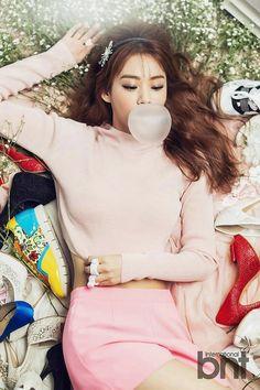 KARA Seung Yeon - bnt International May 2015