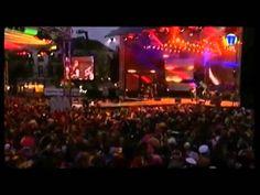 Ay te dejo en San Antonio, Live en la Fe Music Montfort, Holanda, Dwayne...