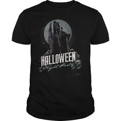 Halloween Shirt Halloween Night Party death T-Shirts & Hoodies