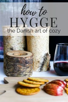 How to make your home, decor, and life more hygge. Hygge is all about cozy, family, friends, and enjoying life - and it's so simple to create more of it in your life!
